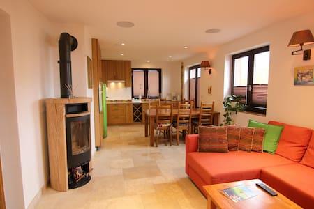 Sainte Foy Tarentaise village. Smart Home for 6
