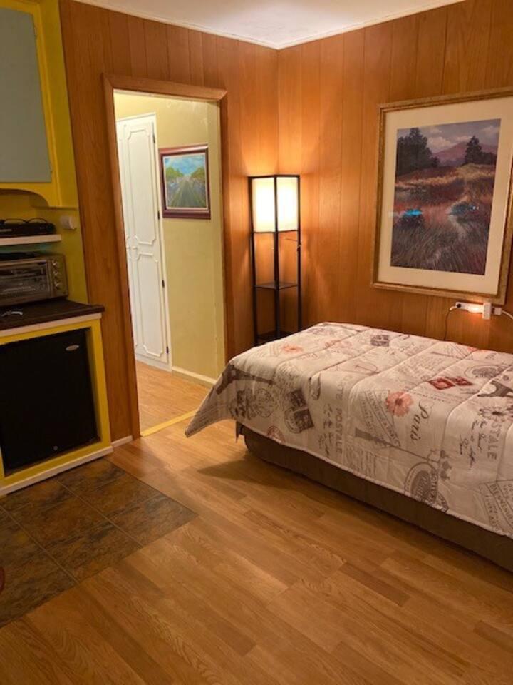 Studio apartment perfect for single traveller!