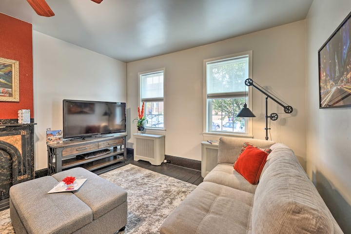 NEW! Cozy Philly Crash Pad in Coveted Passyunk!