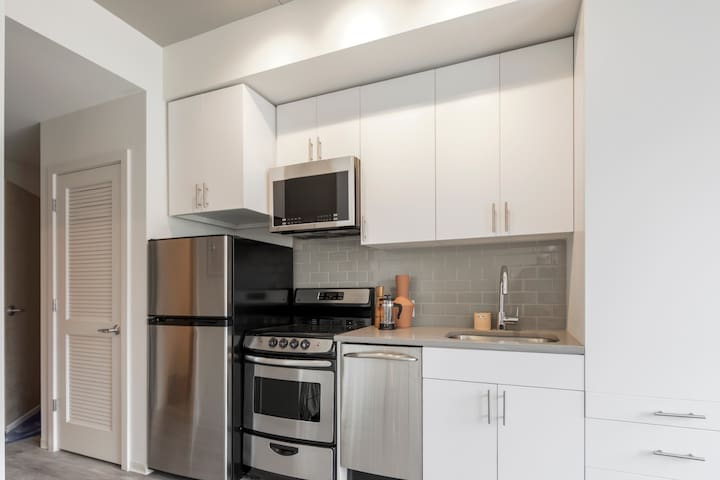 Luxury 1 Bedroom in Fairmount