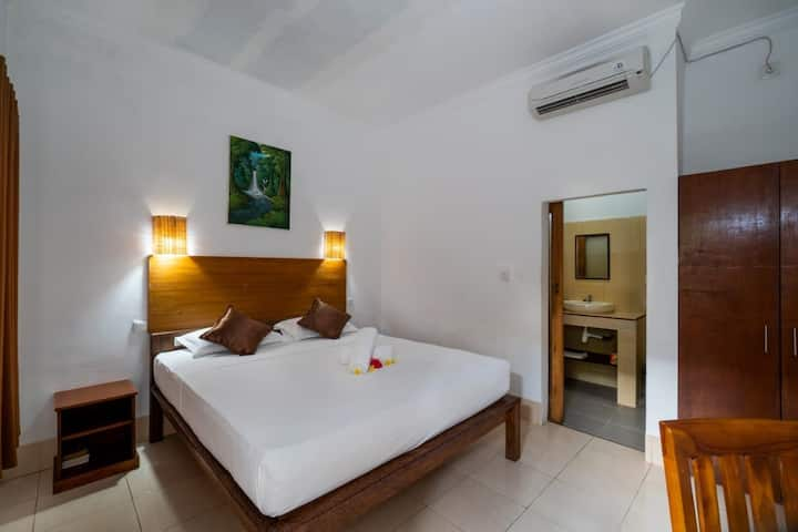 Krisna Home stay @Standar double room