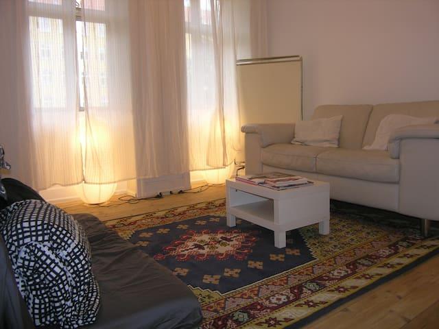 The 1001 room in a BnB in Center - København - Bed & Breakfast