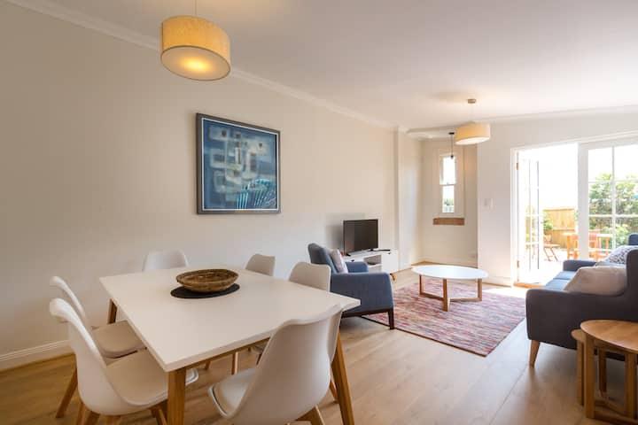 Millibelle Terrace - renovated inner city home