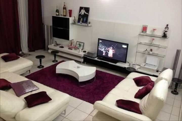 Appartement ou Studio meublés pour agréable séjour