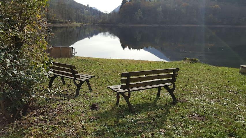 Eden Lake Park - Valganna - Wohnung