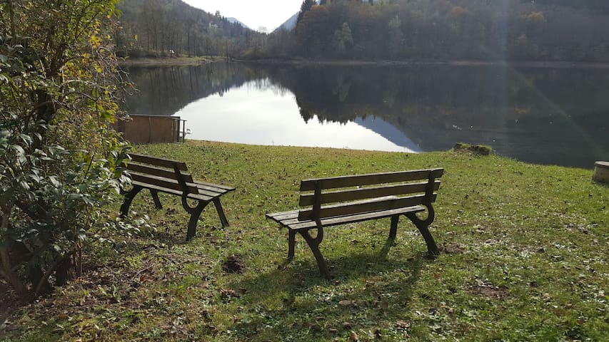 Eden Lake Park - Valganna