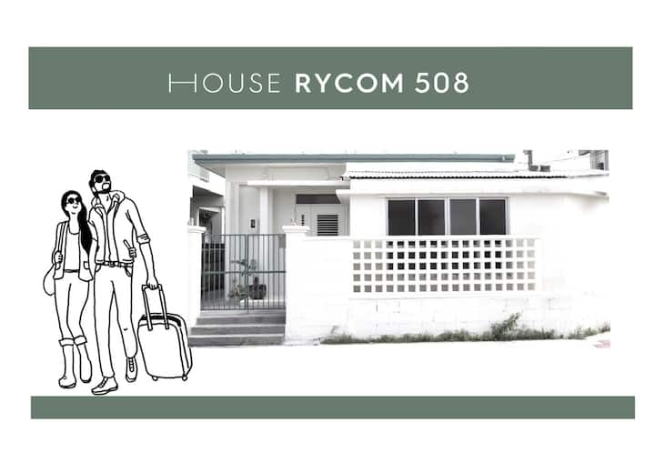 House Rycom 508 |  Architectural design office