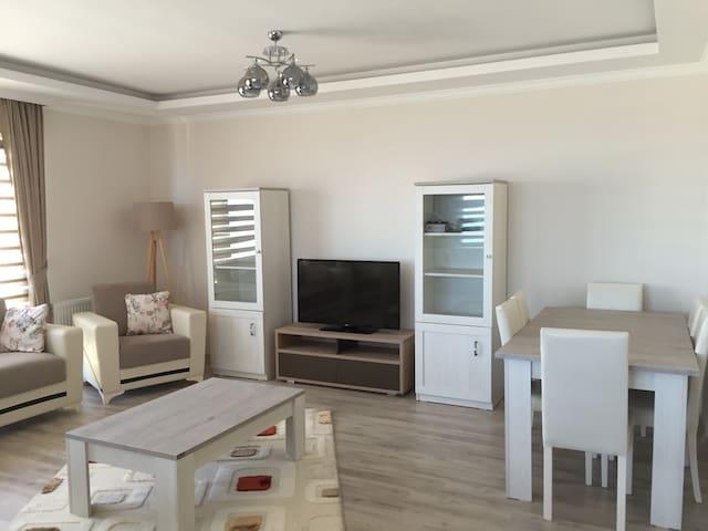 Canary Residence Kaşüstü 49 - Oymalıtepe Belediyesi - Apartemen