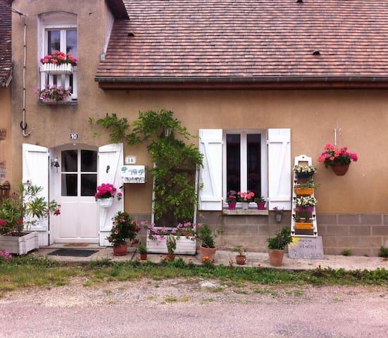 maison atypique  pleine de charme - Dammarie-sur-Loing