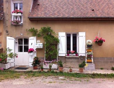maison atypique  pleine de charme - Dammarie-sur-Loing - Hus