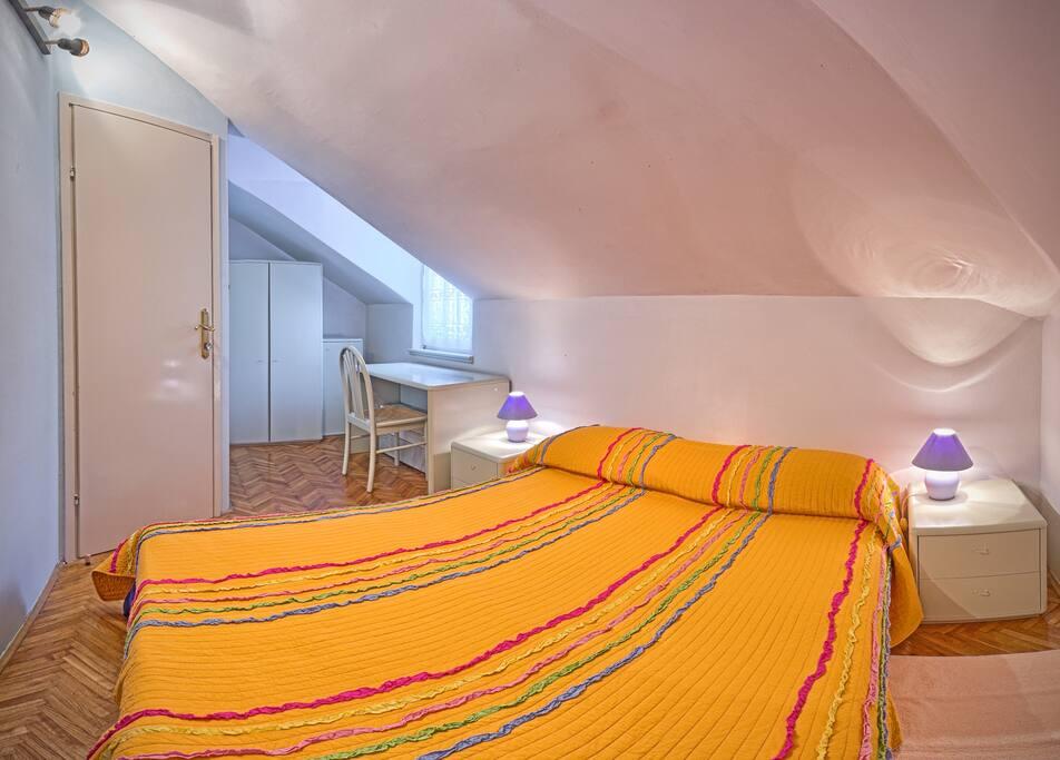apartment Fontana bedroom 1