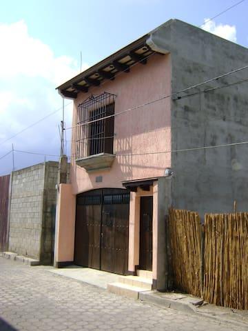 Alquilo habitación  - San Miguel Dueñas - House