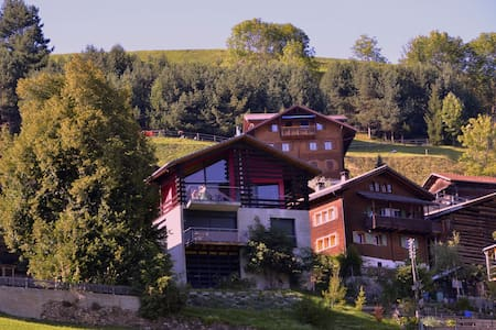 Casa Cotchna im Tal des Lichtes - Lumnezia