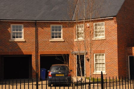 Luxury 5 bedroom 3 bathroom house, spacious - Southwold - Casa