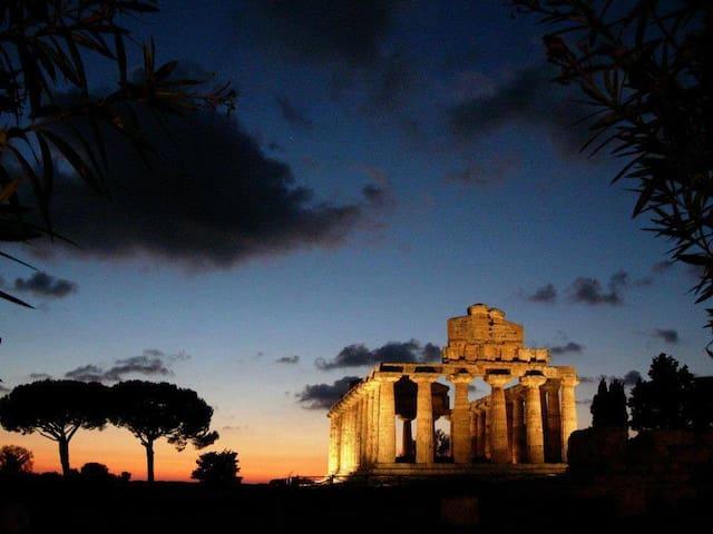 soluzione paestum - Licinella-Torre di Paestum - Casa