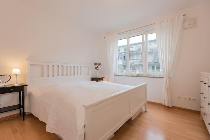 2 Zimmer auf 70qm - ideal für Familien