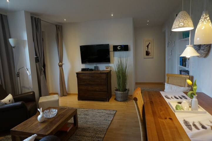 holidays at the river Weser - Bodenwerder - Apartment