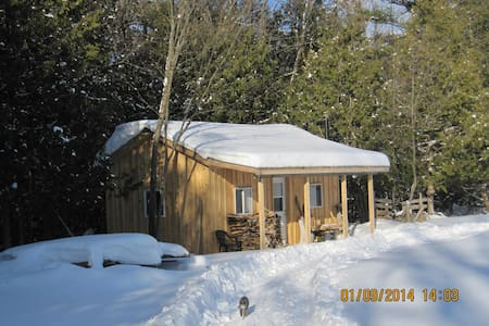 Peaceful Cabin in the Meadow - Kawartha Lakes
