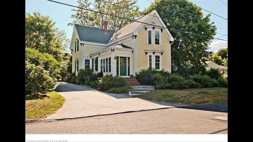 Spacious beautiful home - South Portland - Casa