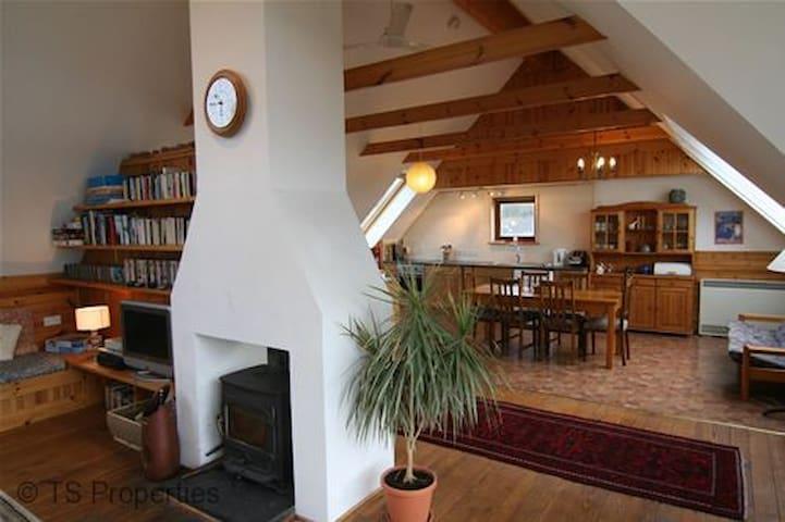 Windyhill Luxury Cottage  - Achiltibuie - Casa