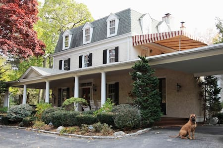 Elegant home in Philadelphia. - Villanova - Bed & Breakfast