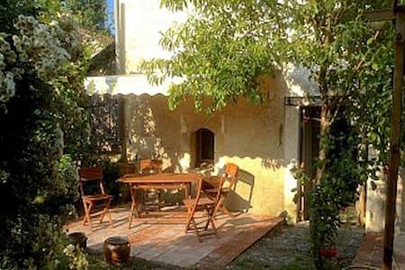 Charmante maison avec piscine - Saint-Méard-de-Drône