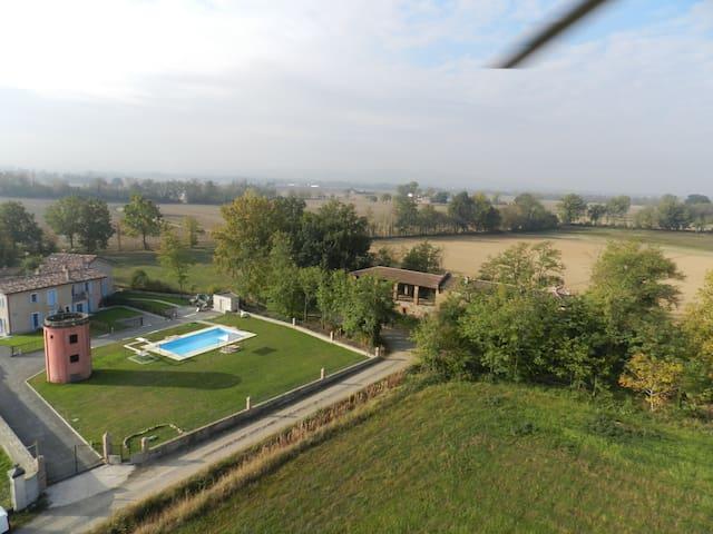 un'oasi nel verde - Gragnano Trebbiense - Maison