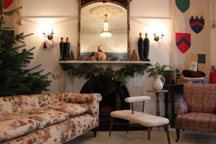 Divided Victorian Villa - Newport-on-Tay