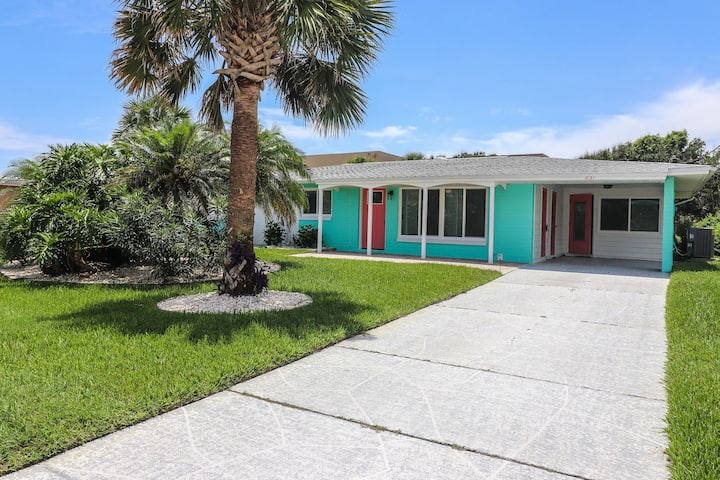 """""""Beach Blessing"""" New Listing!! Fantastic pool home! Available Now!!"""