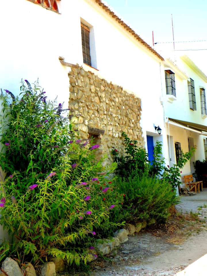 Pretty cottage in rural Andalucía