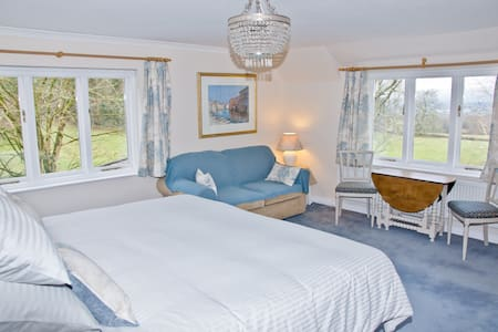 Amberley B&B Family room - Chudleigh - Bed & Breakfast