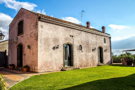 Countryside residence with pool - Fiumefreddo di Sicilia