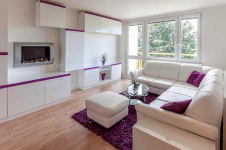 Luxury apartment - Prag