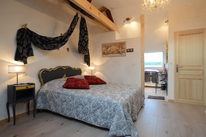 "Chambre B&B ""Anges"" proche Beaune - Ladoix-Serrigny - Bed & Breakfast"