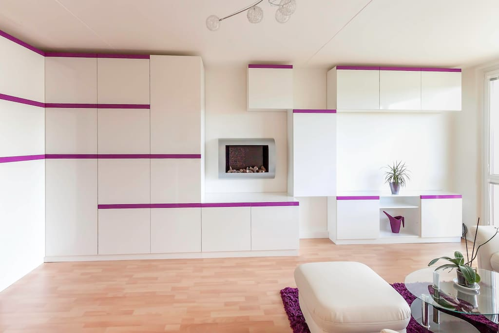Luxury apartment apartments for rent in prague prague for Designer apartment prague