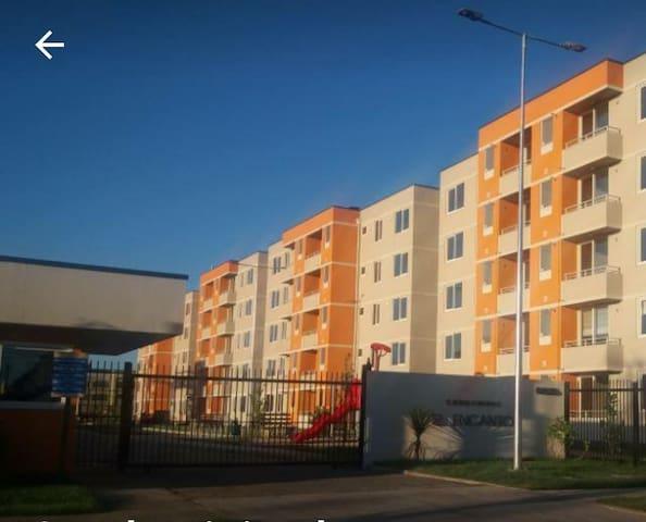 Habitación individual departamento, para mujeres..