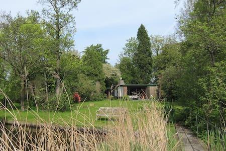 Huisje aan het Paterswoldsemeer - Haren (GN) - Talo
