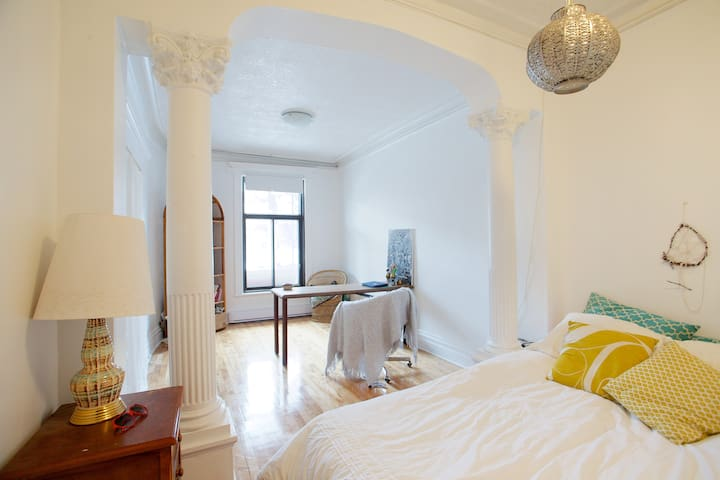 Spacious room, office and walk-in! - Montréal - Wohnung