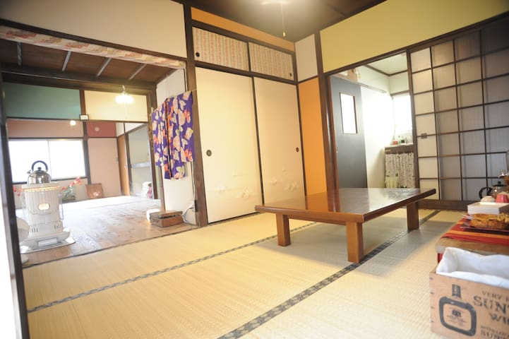 Handmade Yoga House** Cozy&relaxing - Mito-shi - House