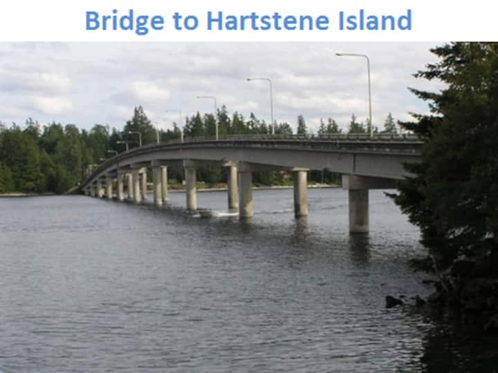 Hartstene Island Pointe, WA
