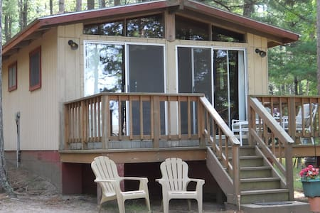 Casita - Charming Trout Lake Cabin - Boulder Junction - Kabin