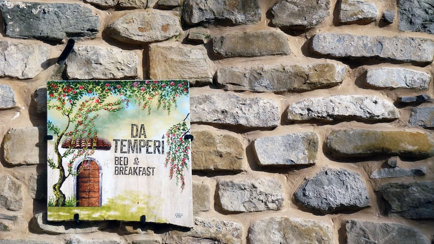 B&B da Temperì - Quintodecimo - Penzion (B&B)