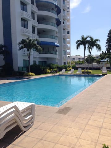 PLAYA BLANCA BALCONES 3 BED BALCONY OCEAN VIEW