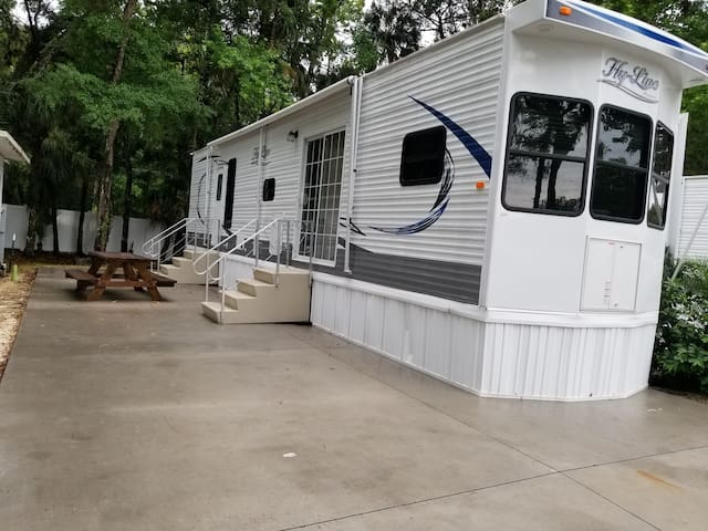 Homosassa River RV Resort rental