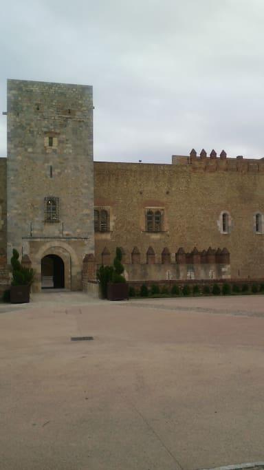 """""""Palais des Rois de Majorque"""" à Perpignan: magnifique..."""