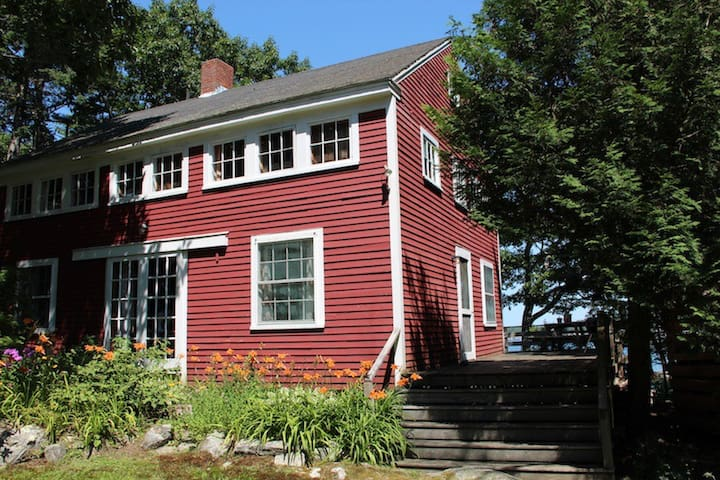 The Harborfields Lodge - Boothbay Harbor - House