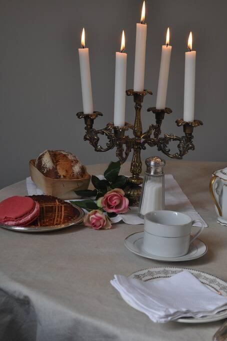 Pour un week-end en Amoureux, un week-end à Deux, près de Paris au Château d'Auteuil