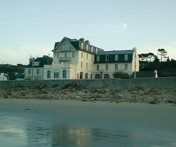 plage de Trégastel à Primel - Plougasnou - Appartement