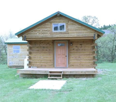Cabin on Open Acreage