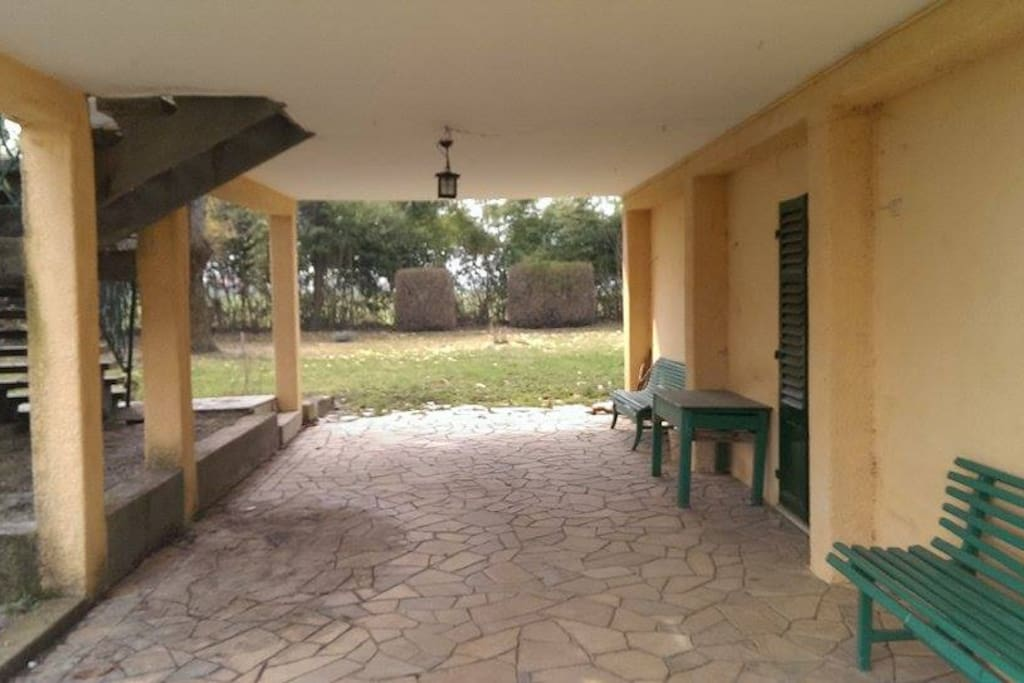 il patio
